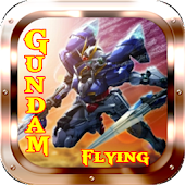 Gundam Flying
