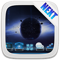 Next Launcher Theme SpaceFax icon