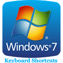 Windows 7 Keyboard Shortcuts icon