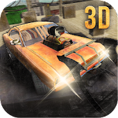 Muscle Car Simulator 3D