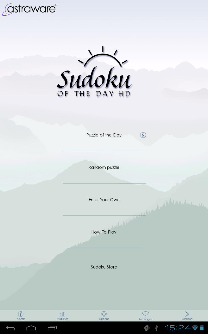 Sudoku Of The Day screenshot #7