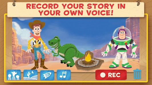 Toy Story: Story Theater v1.0