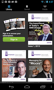 Synopsys - screenshot thumbnail