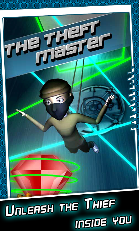 The Theft Master - screenshot