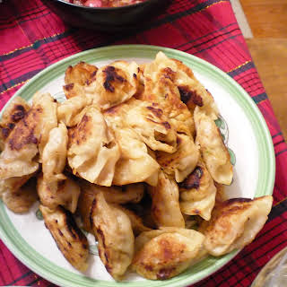 The Addictive Pot Stickers.