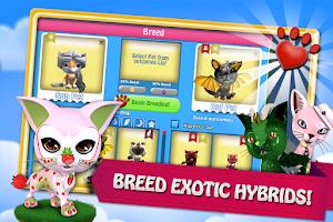 Screenshot of Pet Stories