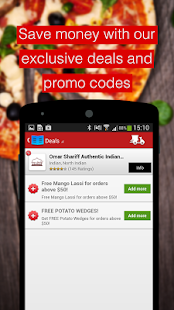 foodpanda Order Food Delivery - screenshot thumbnail