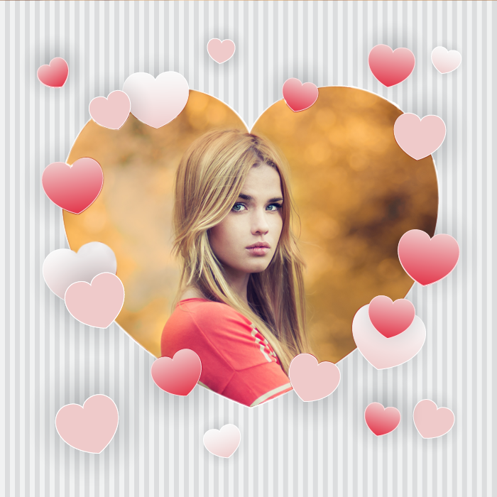 Animated Gif Love Frames- screenshot