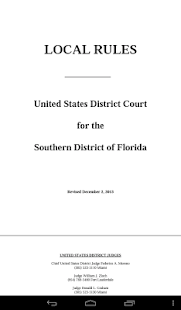 Federal Courts- screenshot thumbnail