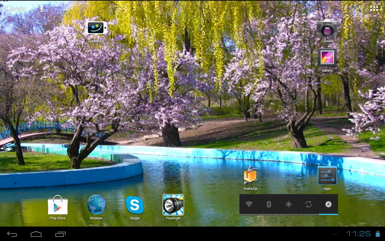 Spring Park Sakura Blossoms- screenshot