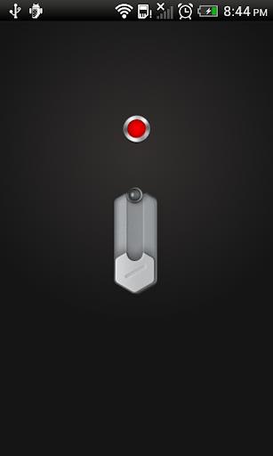 【免費工具App】Flashlight - Dark of Warrior-APP點子