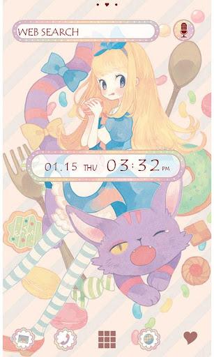 【免費個人化App】★免費換裝★甜蜜愛麗絲-APP點子