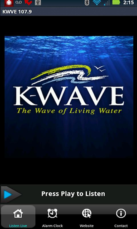 K-Wave 107.9 - screenshot