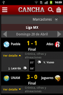 CANCHA - screenshot thumbnail
