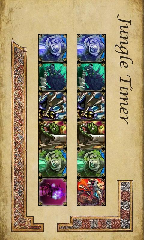 League of Legends Jungle Timer - screenshot