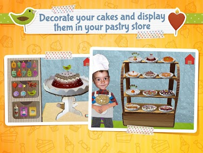 My Little Cook - Cakes- screenshot thumbnail