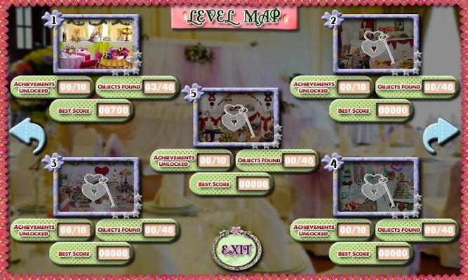Wedding Day New Hidden Objects - screenshot