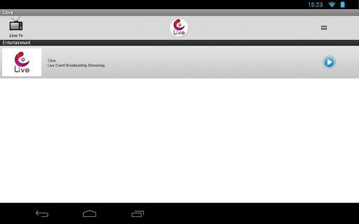 玩媒體與影片App CLive免費 APP試玩