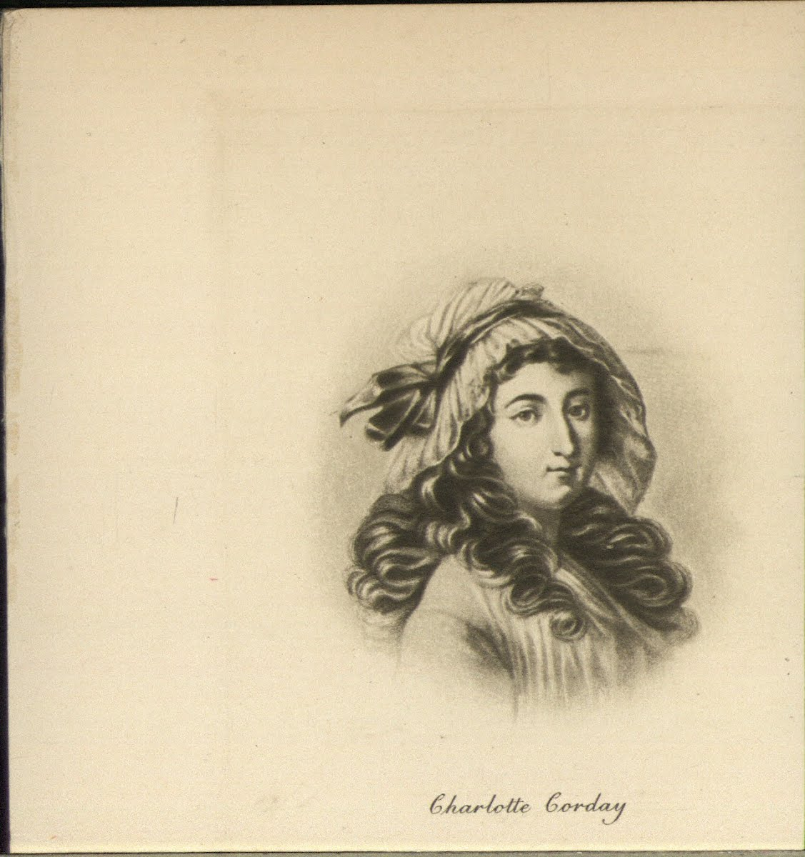 Corday Charlotte 1768-93