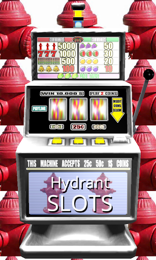【免費博奕App】3D Hydrant Slots - Free-APP點子
