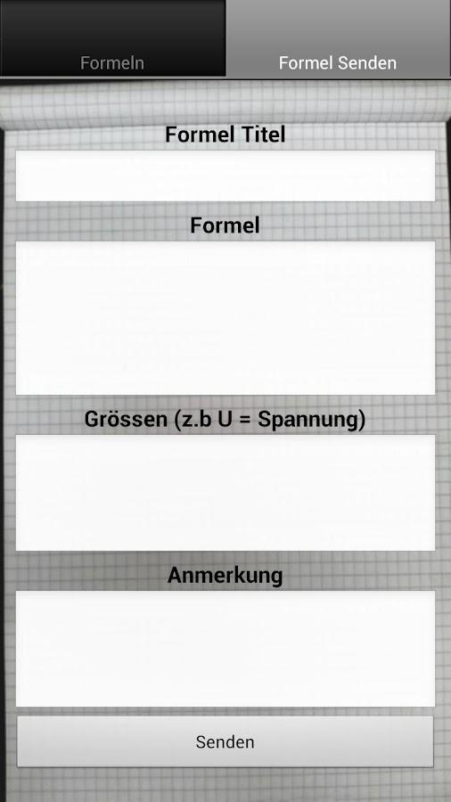 Elektrotechnik Formelsammlung - screenshot
