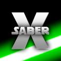 X-Saber logo