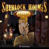 Sherlock Holmes Begins