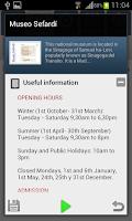 Screenshot of Audio guides AudioViator