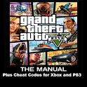 GTA V 5 Manual + All Cheats icon