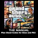 GTA V 5 Manual + All Cheats icon