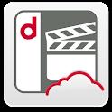 dビデオ powered by BeeTV logo