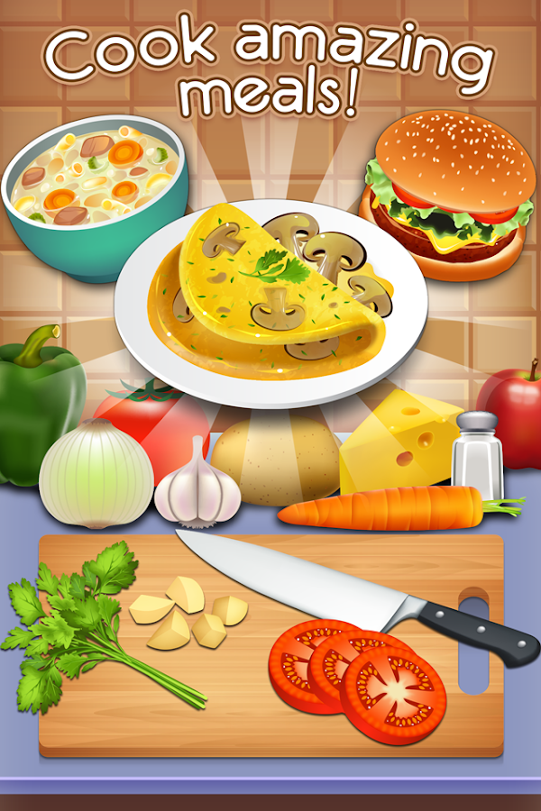 Cookbook Master - Be the Chef!- screenshot
