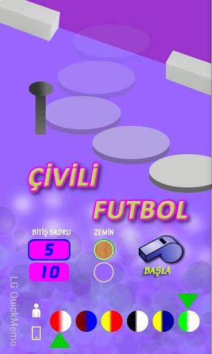 Çivili Futbol