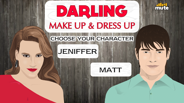 Darling Dress Up & Make Up - screenshot