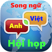 Tiếng Anh hội họp song ngữ