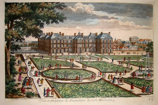 Palais Du Luxembourg 400 Ans D Histoire French Senate Google