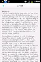 Screenshot of Family Life Radio