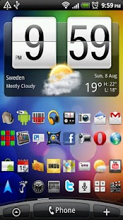 Multicon Widget - screenshot thumbnail