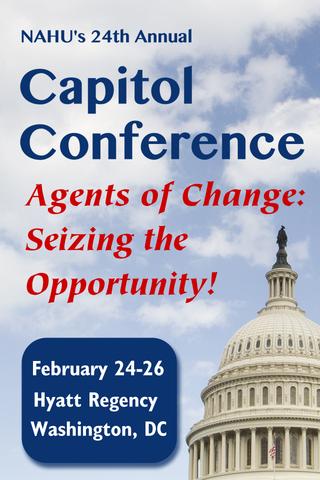 NAHU Capitol Conference 2014