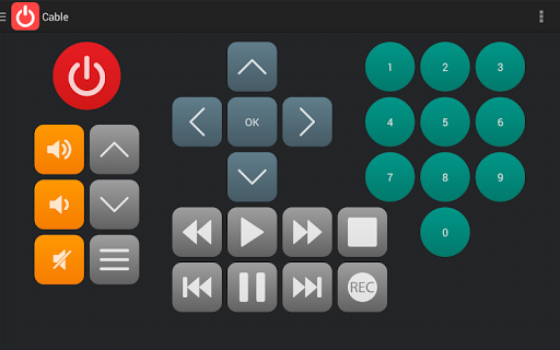 Universal TV Remote 1.7.01 screenshots 7