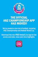 Screenshot of ANZ Champs