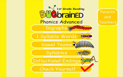 Phonics Advanced - screenshot thumbnail