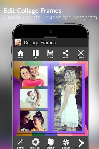 Edit Collage Frames