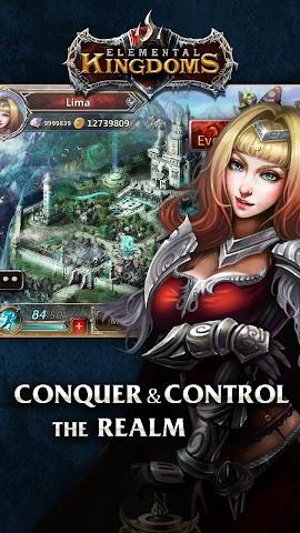 android Elemental Kingdoms (CCG) Screenshot 12