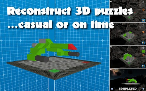 3D Block Puzzle - screenshot thumbnail