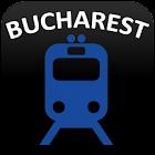 Bucharest Metro Map Free Offline 2019 icon