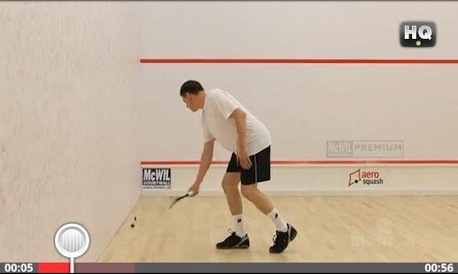 Squash Academy Lite- screenshot thumbnail