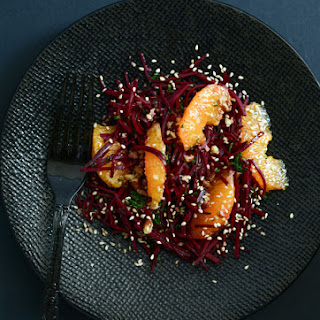 Easy Beetroot & Orange Salad Recipe