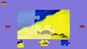 Screenshot of Mini Fish Tale