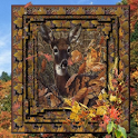 Fall Deer Live Wallpaper